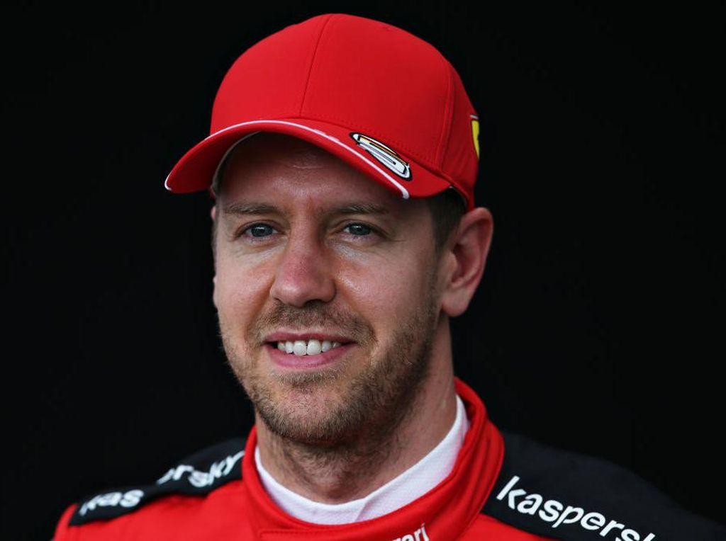 Sebastian Vettel Bantah Sudah Deal dengan Racing Point