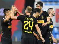 SPAL Vs Inter: Menang 4-0, Nerazzurri Kembali ke Posisi Kedua