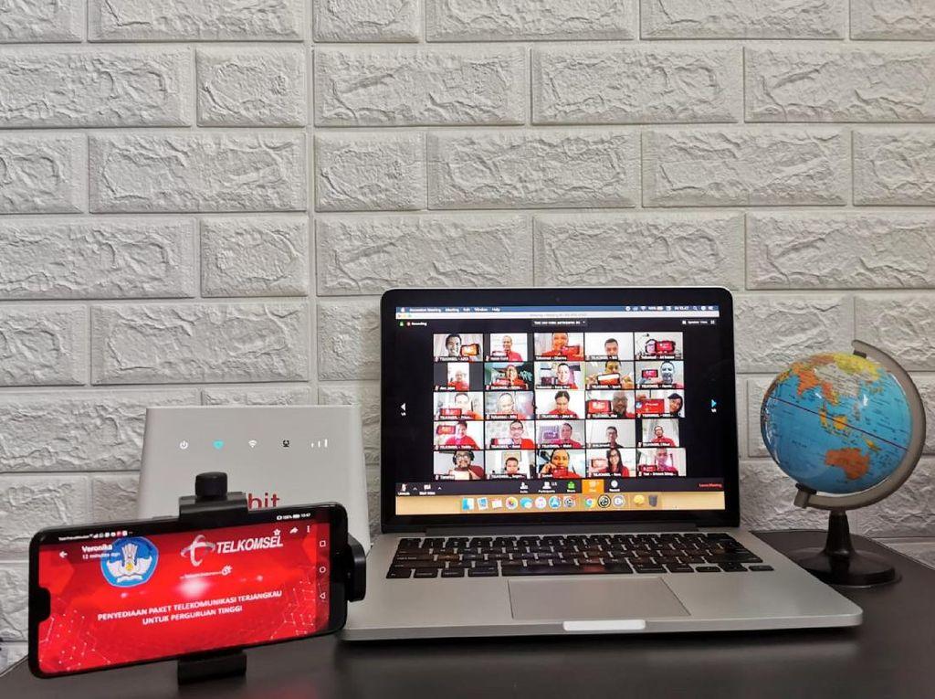 Cara Aktivasi Paket Data 50 GB Telkomsel Cuma Rp 40 Ribu Buat Mahasiswa