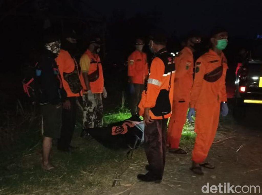 Jasad Warga Tulungagung yang Terseret Arus Sungai Brantas Ditemukan