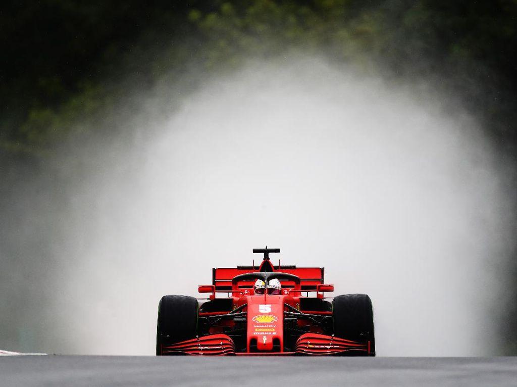 Vettel Pimpin Free Practice II F1 GP Hongaria