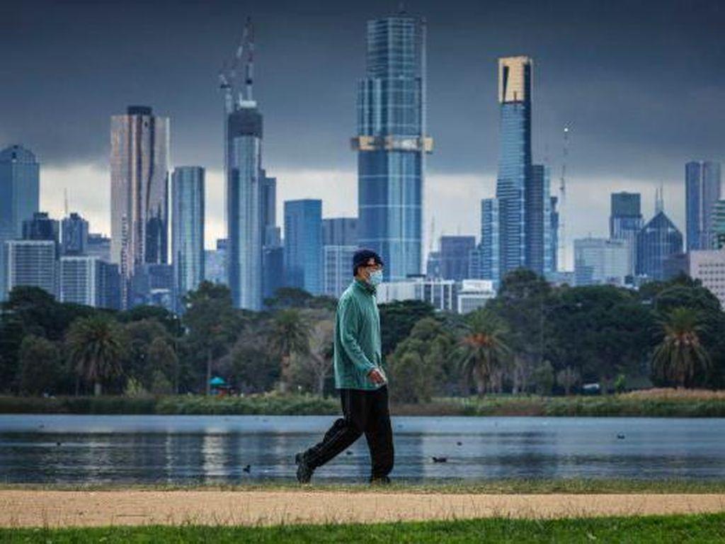Victoria Catat Rekor Penularan Corona, NSW Selidiki Tiga Kasus Misterius