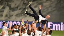 Real Madrid Kunci Gelar Juara Liga Spanyol, Usai Redam Villareal
