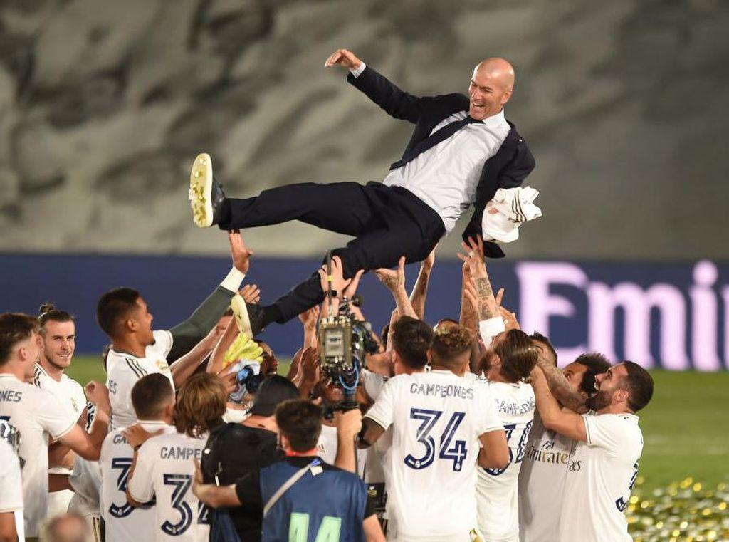 Zidane Tolak Sebutan The Special One