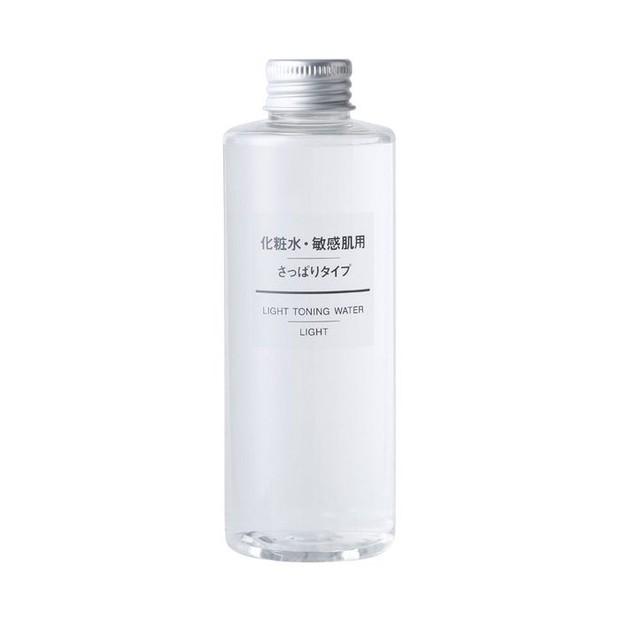 Muji Light Toner Water