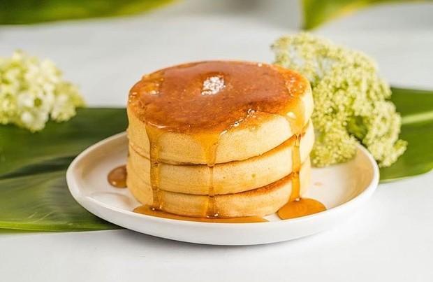 classic pancake cocok disajikan sebagai menu sarapan
