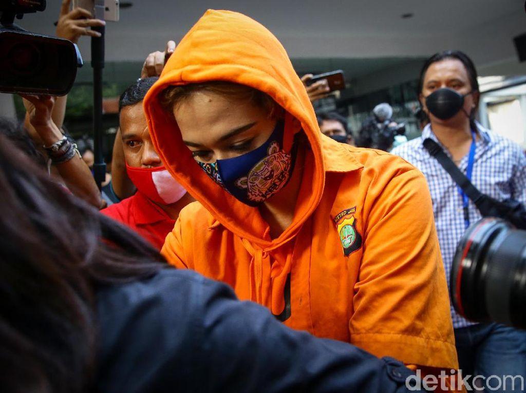 Catherine Wilson Tak Sabar Tunggu Hasil Asesmen