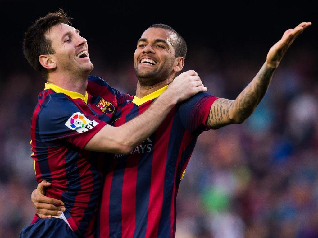 Karena Messi Tak Dapat Cukup Bantuan di Barcelona