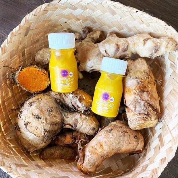 varian Curcuma Ginger Shot dati rejuveid