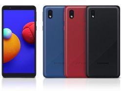 Harga dan Spesifikasi Galaxy A01 Core, Dilepas Rp 1 Juta!