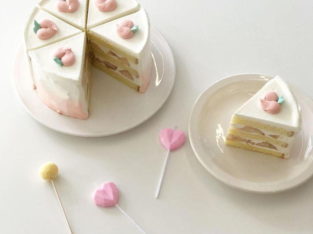 Ini Dia 10 Cake Gaya Korea yang Simpel dan Cantik