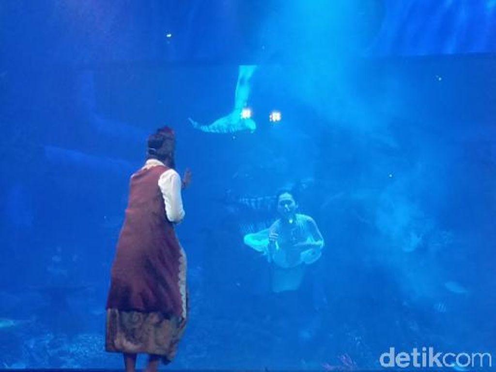 5 Fakta Pementasan Putri Duyung Nan Cantik di Jakarta Aquarium