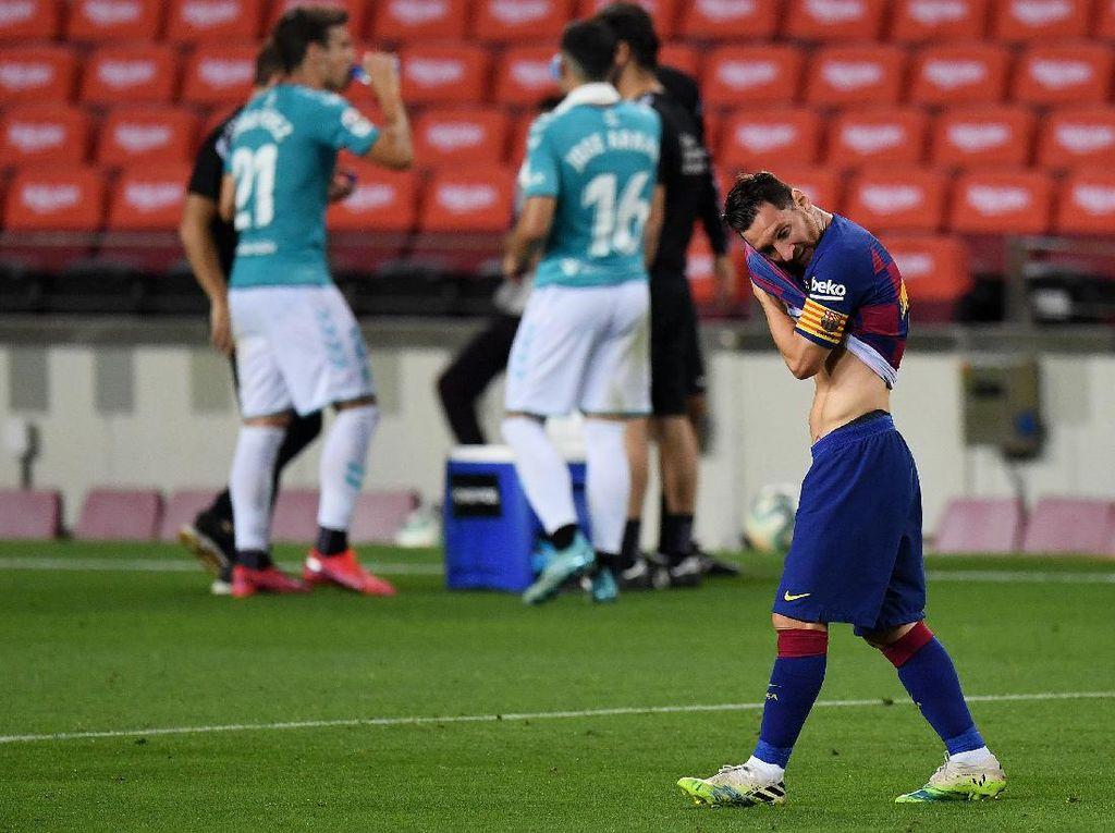Barcelona Bisa Jadi Seperti AC Milan atau Manchester United