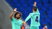 Gol-gol Real Madrid Diimbangi Leganes 2-2