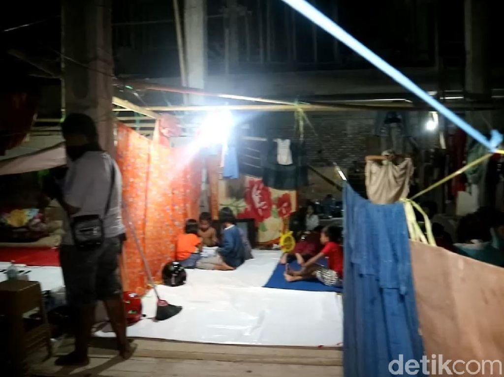 Banjir Belum Surut, Pengungsi di Wajo Sulsel Butuh Bantuan Sembako