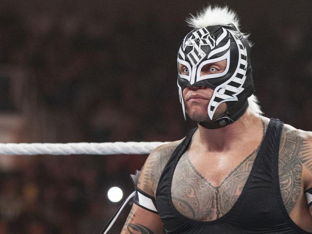 Khusus Pecinta WWE, Ada Filter Topeng Rey Mysterio!