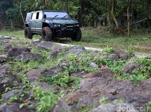 Rantis Maung Resmi Dijual untuk Umum Tahun Ini, Harga Rp 600 Juta