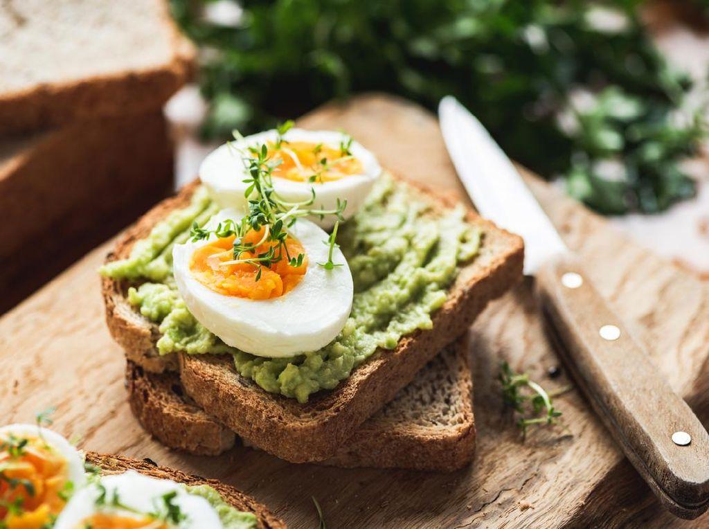 7 Manfaat Sehat Makan Telur Saat Sarapan