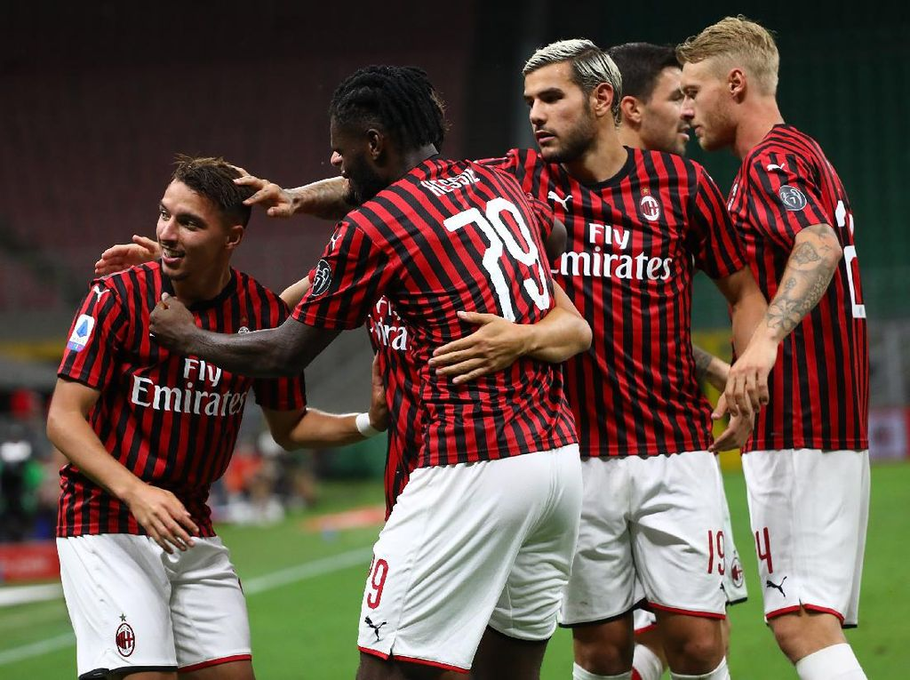 Sebuah Fondasi Masa Depan AC Milan