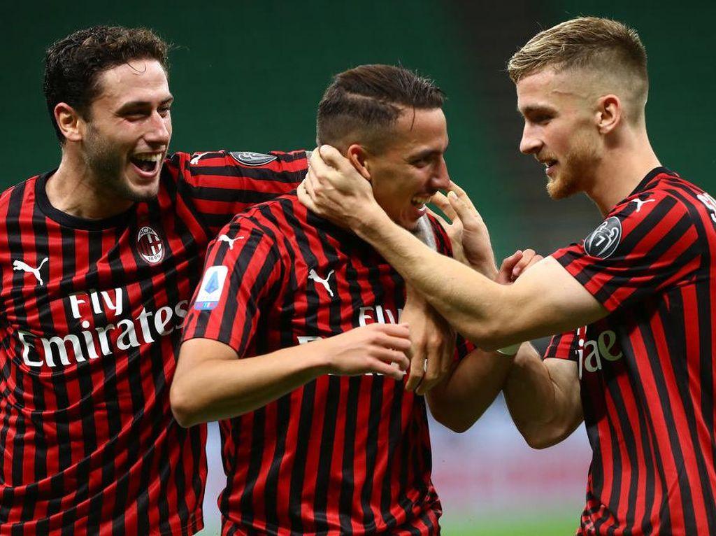 AC Milan Vs Bologna: Rossoneri Menang Telak 5-1