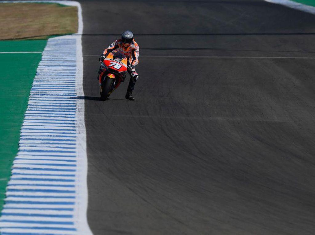 MotoGP 2020: Kesan Pertama Alex Marquez Kurang Menggoda