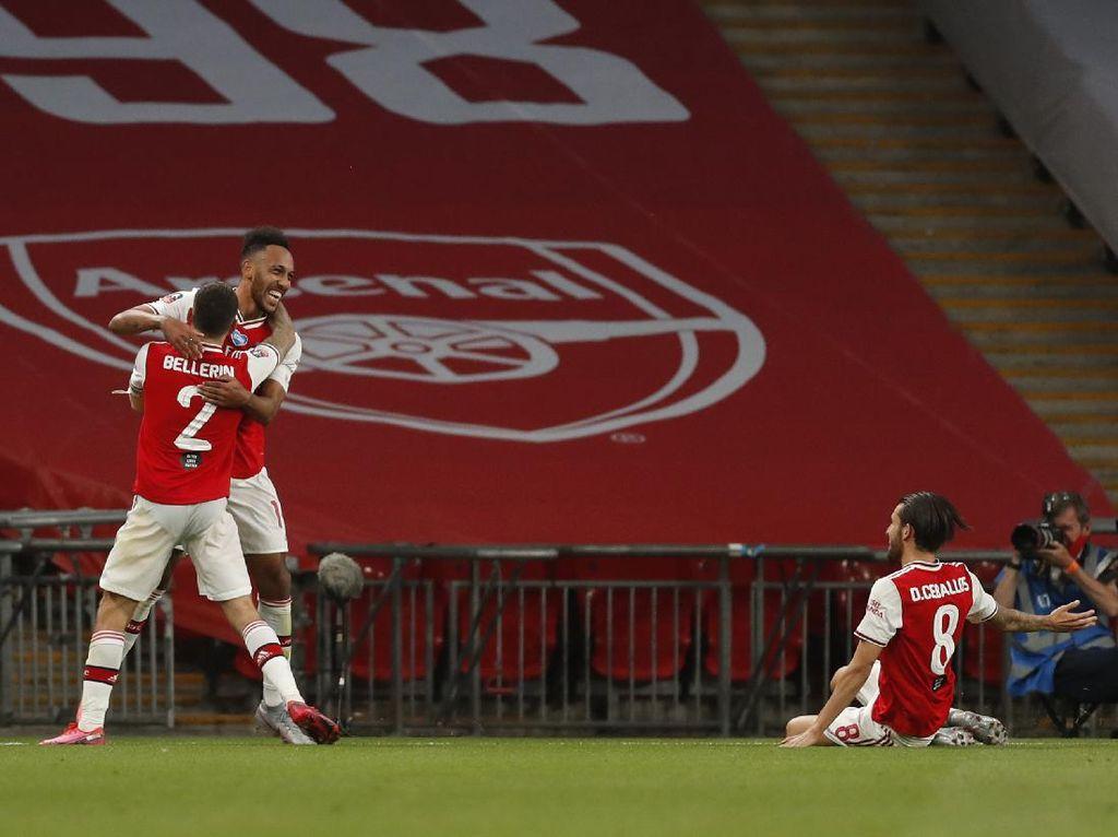 Arsenal Memang Digdaya di Piala FA