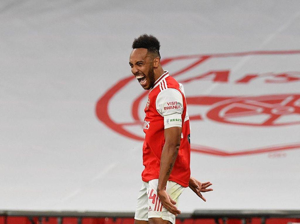 Karena Aubameyang adalah Kepingan Penting untuk Arsenal