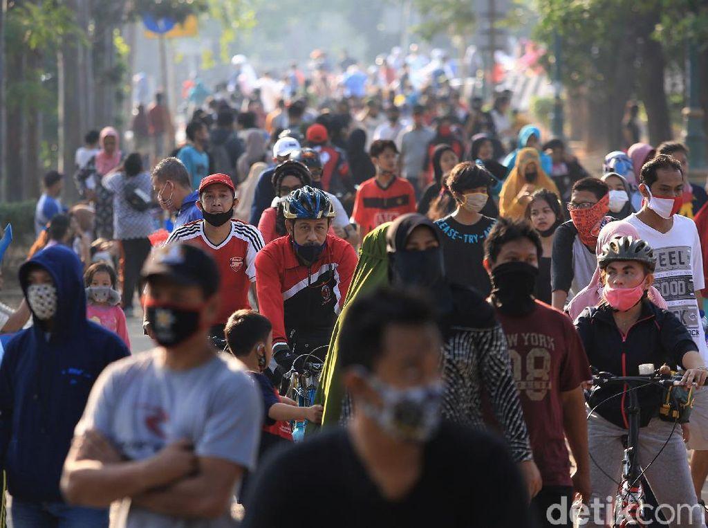 PSBB Transisi Jakarta Nyaris 2 Bulan Dinilai Tak Bawa Perubahan
