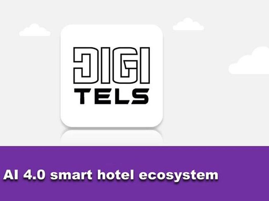 Sulap Hotel Biasa jadi Hotel Pintar dengan Digitels