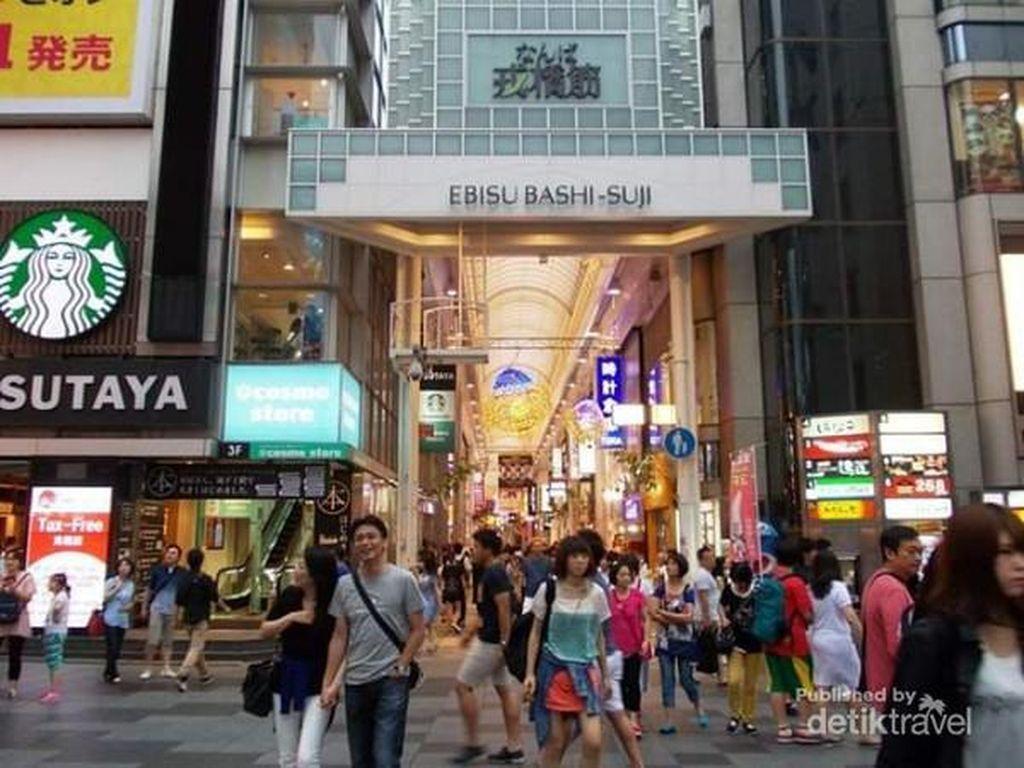 Dotonbori, Ikon Wisata Osaka di Jepang