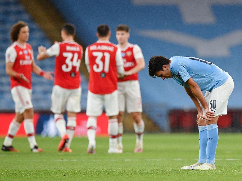 Pelajaran dari Arsenal Agar City Mampu Hadapi Madrid