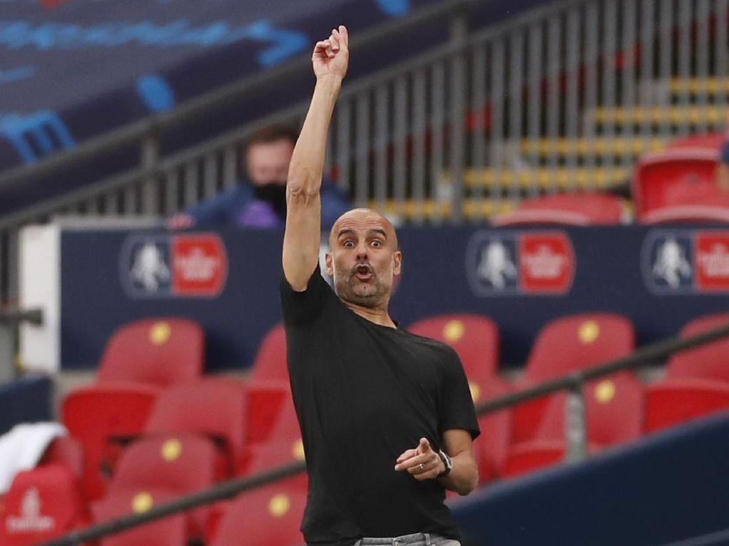 Penyesalan Pep Guardiola