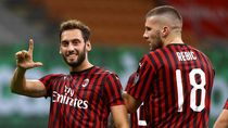 Gol-gol Milan Bantai Bologna 5-1 di San Siro