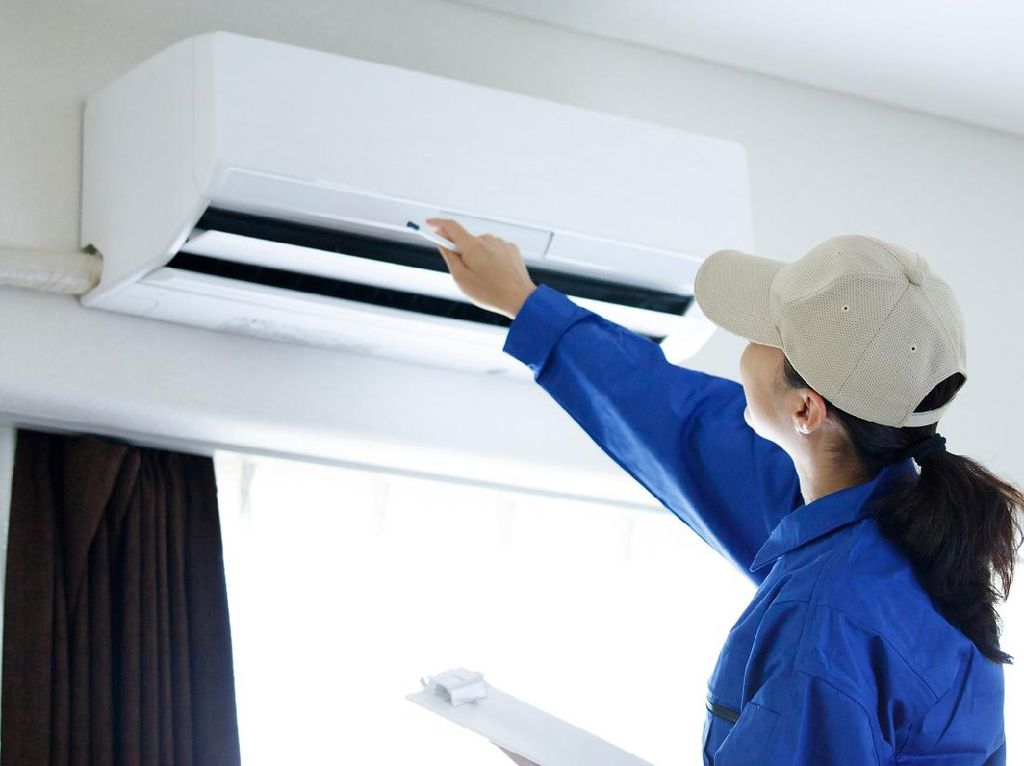 Ini 3 Tips Merawat AC Rumah Agar Lebih Awet