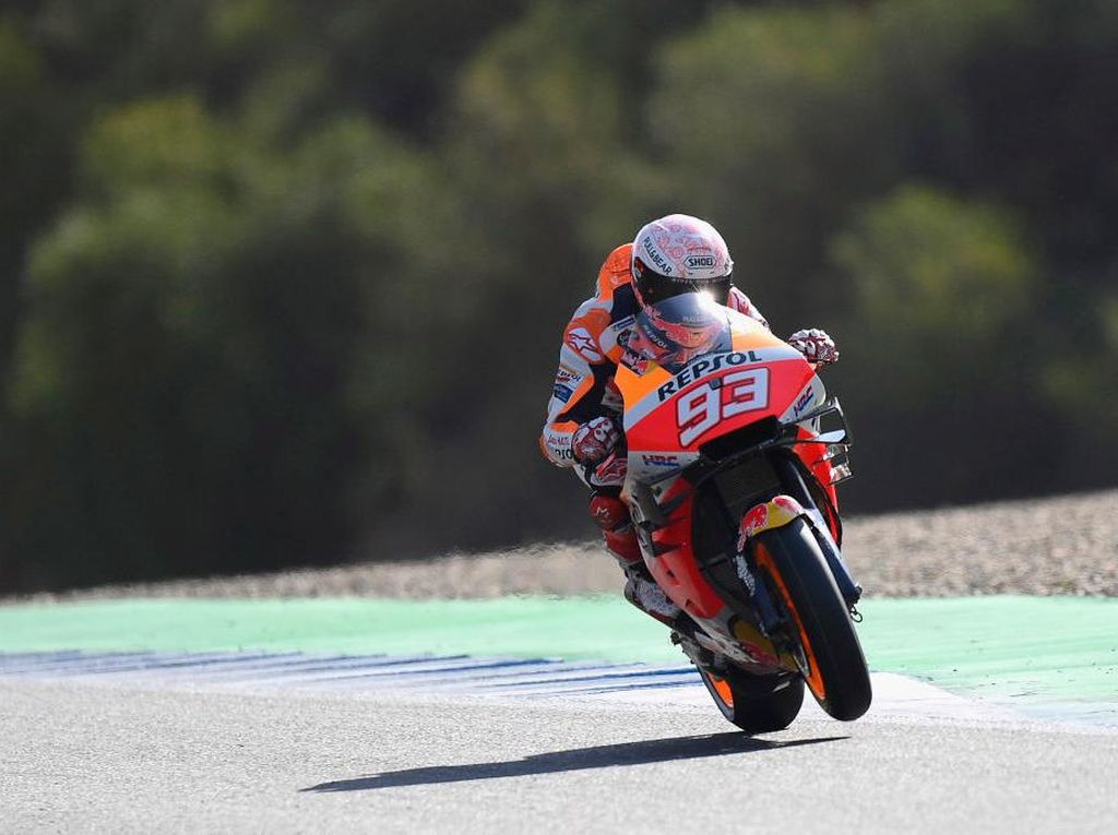 Usai Marquez Crash di MotoGP Spanyol, Lorenzo Komentar Begini