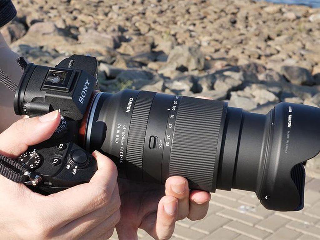 Menjajal Lensa Sapu Jagat Tamron 28-200mm f/2.8-5.6 Untuk Sony