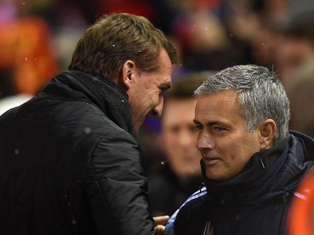 Bela Mourinho dari Kritik, Brendan Rodgers Bilang Begini