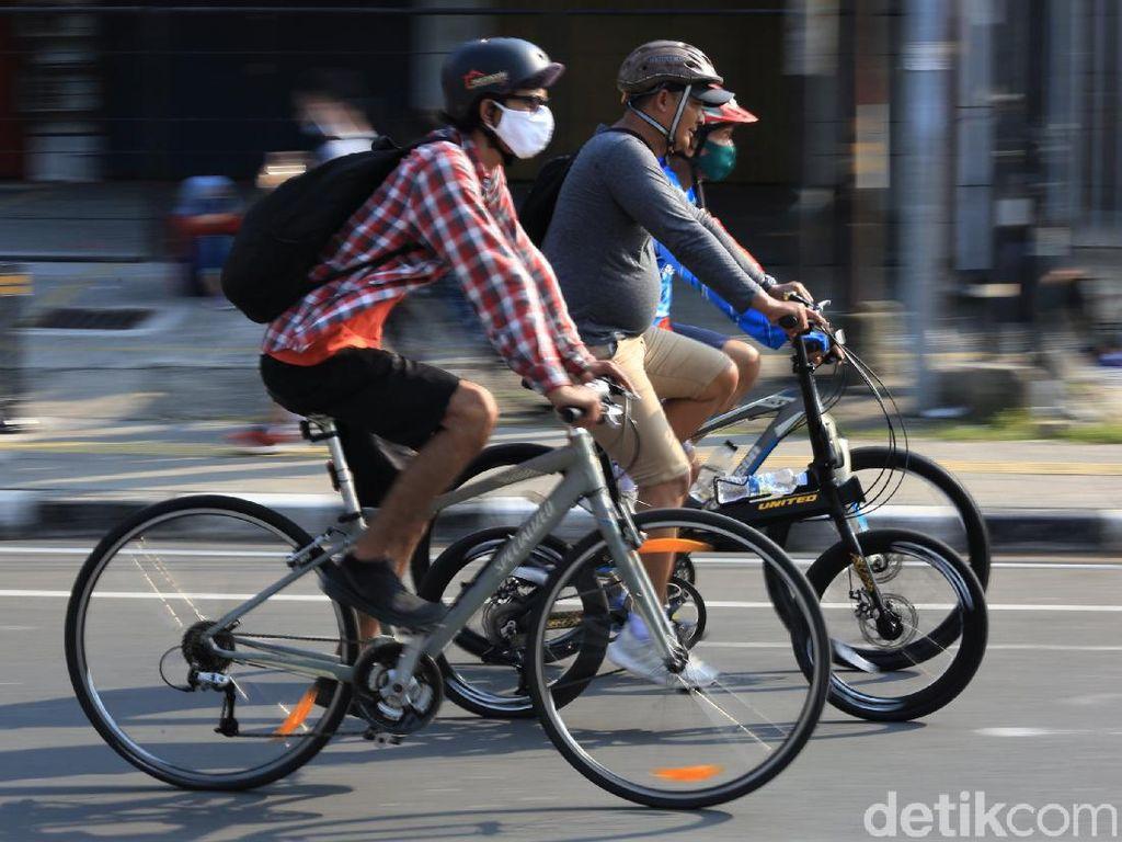 Tahu Nggak, Ada Kawasan Khusus Pesepeda Lho di Jakarta Timur