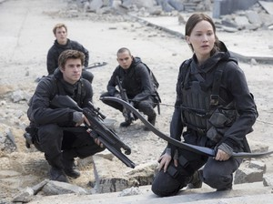 Sinopsis The Hunger Games Mockingjay Part 2
