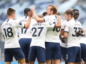 Tottenham Vs Leicester: Kane 2 Gol, The Lilywhites Menang 3-0