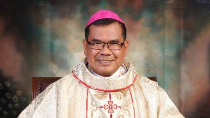 Uskup Agung Medan Mgr Kornelius Sipayung (Dok. Antara)