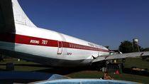 Wow! Di Paraguay Pesawat Boeing 707 Jadi Museum dan Restoran