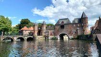 Menapaki Kota Abad Pertengahan di Belanda