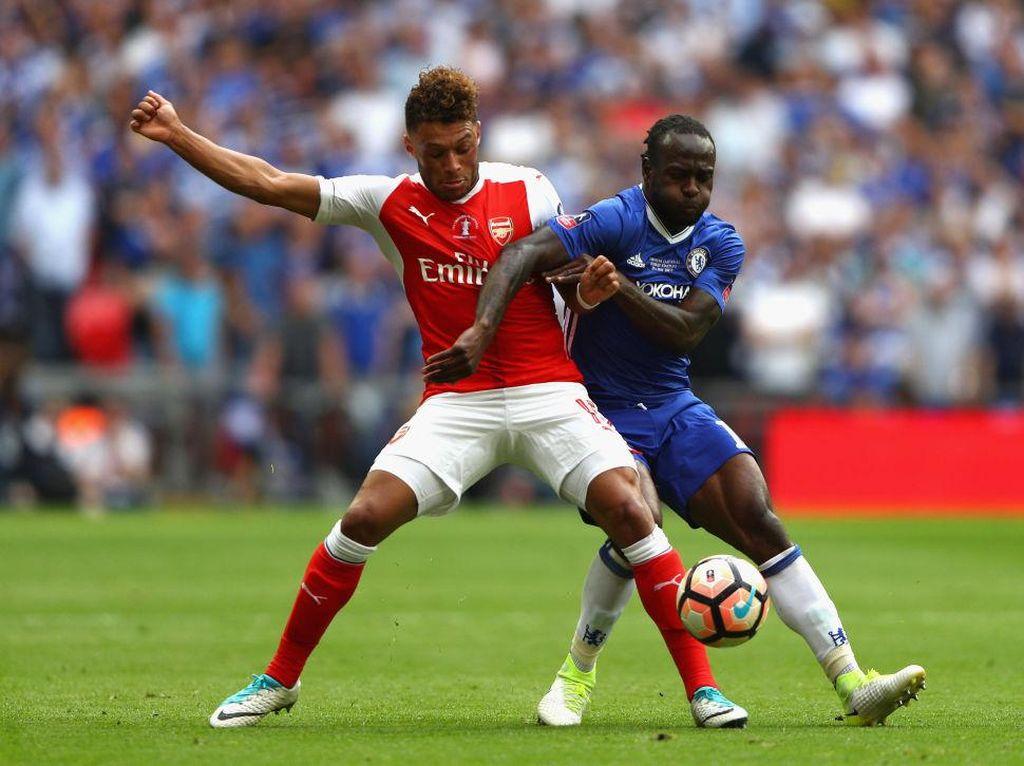 Final Piala FA: Derby London Ketujuh di Partai Puncak