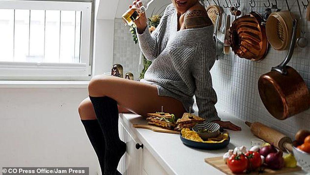 Foto: Model Playboy yang Beralih Jadi Chef, Bagikan Resep Penambah Gairah