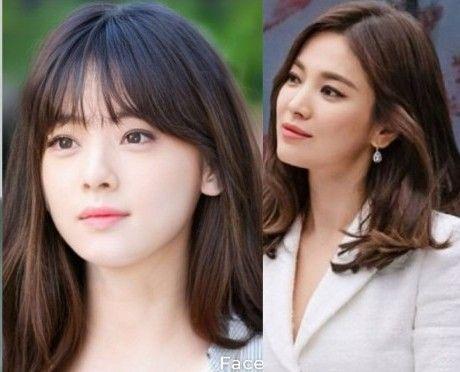 Cha Eun Woo dan Song Hye Kyo