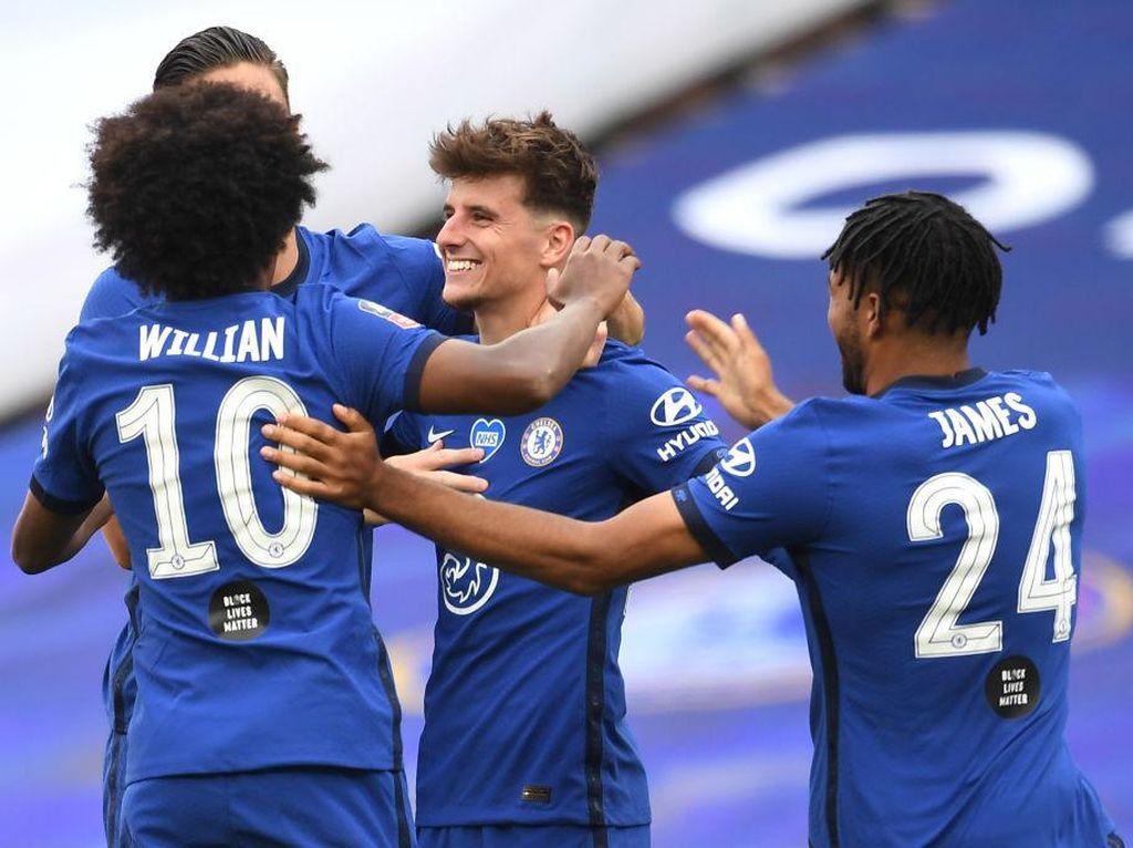 Chelsea Siap Nodai Perayaan Juara Liverpool