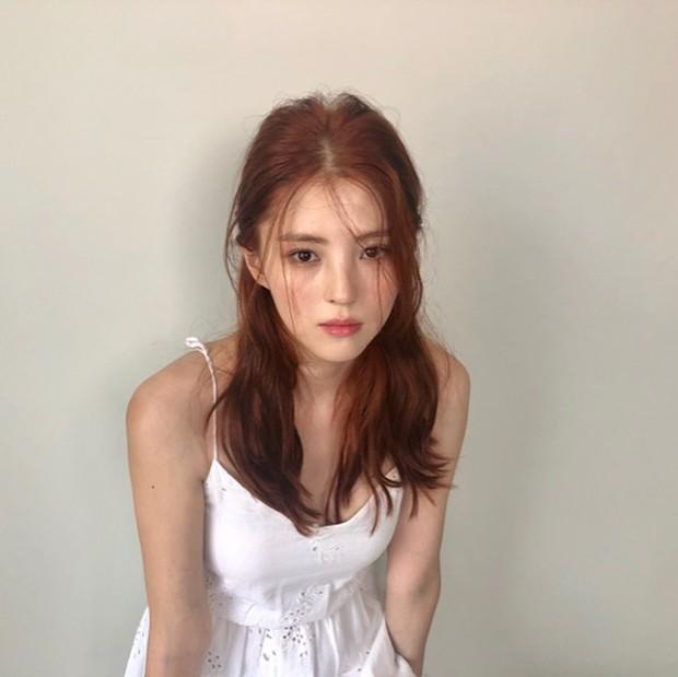 Han So Hee meminta maaf kepada korban yang telah ditipu sang bunda melalui tulisan di blog pribadinya.