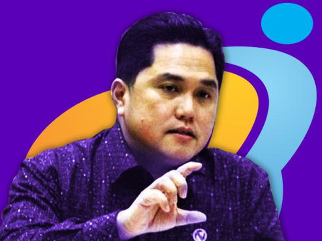 Erick Thohir Ungkap Sisi Positif Corona