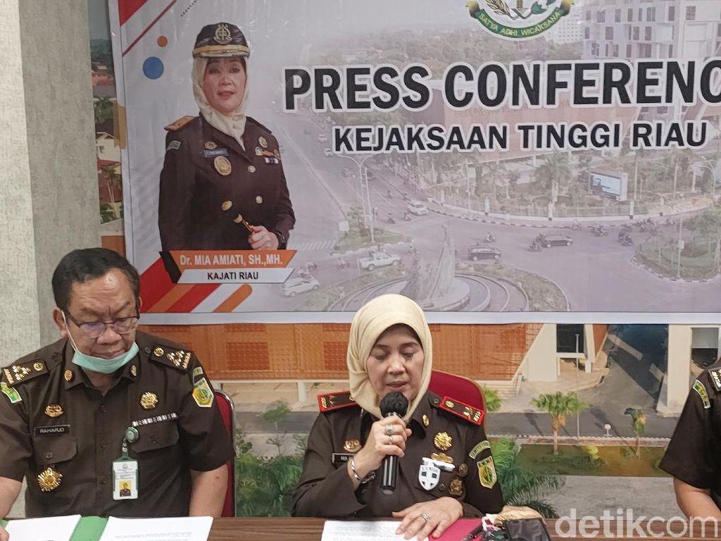 Oknum Jaksa Diduga Peras Kepsek di Inhu, Kejati Riau Turun Tangan